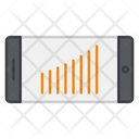 Mobile Equalizer Mobile Frequency Mobile Adjuster Icon