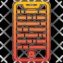 Error Smartphone Device Icon