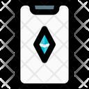 Mobile Ethereum Icon