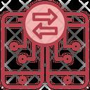 Mobile Exchange Icon