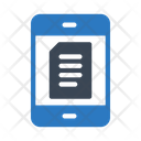 Mobile Education Phone Icon