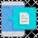 Mobile File Mobile File Icon