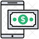 Mobile Finance Icon