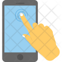 Mobile Fingerprint Android Icon