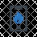 Mobile Fire App Icon