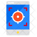 Mobile Focus Icon