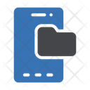Files Mobile Directory Icon