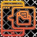 Mobile Folder Mobile Folder Icon