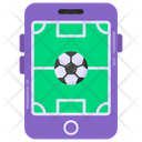 Football Game Mobile Football Match Mobile Game Icon