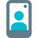 Mobile Front Camera Selfie Camera Mobile Camera Icon
