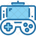 Mobile Game Device Icon