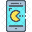 Mobile Game Pacman Icon