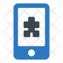 Mobile Phone Game Icon