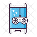 Mobile Game Mobile Gaming Video Game Icon