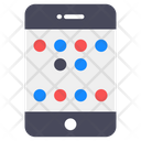 Mobile Game Bubble Game Smartphone Game Icon