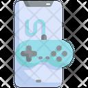 Game Console Mobile Icon