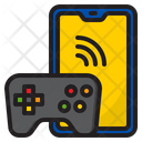 Mobile Game Online Game Joy Stick Icon