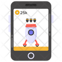 Mobile Application Mobile Game Phone Game Icon