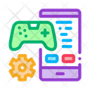 Phone Game App Icon