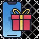 Mobile Gift Mobile Gift Icon