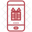 Mobile Gift Icon