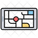 Navigator Mobile Locations Icon