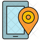 Mobile Gps Navigation Icon