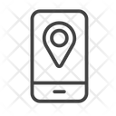 Mobile Gps Mobile Gps Icon