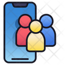 Mobile Group Mobile Group Icon