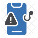Mobile Hacking Phone Icon