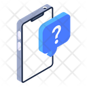 Ask Mobile Help Online Help Icon