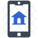 Mobile Home Page Icon