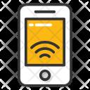 Mobile Hotspot Wifi Icon