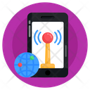 Phone Hotspot Mobile Hotspot Mobile Signals Icon