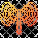 Mobile Hotspot Mobile Internet Internet Connection Icon