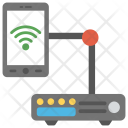 Wifi Internet Mobile Icon
