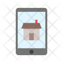Mobile housing Icon