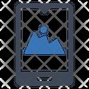 Mobile Image Icon