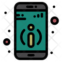 Mobile Information Icon