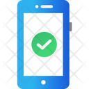 Mobile Insurance Mobile Security Smartphone Icon