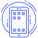 Smartphone Interface User Interface Ux Design Icon