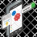 Mobile Ui Mobile Ux Mobile Interface Icon