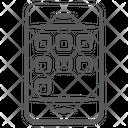 Mobile Interface Smartphone Mobile Icon