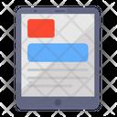 Mobile Interface Ui Design Ux Design Icon