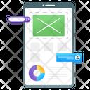 Mobile Interface Icon