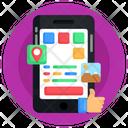 Mobile Feedback Mobile Interface App Interface Icon