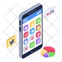 Phone Apps Mobile Apps Mobile Interface Icon