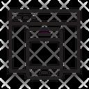 Mobile Internet Webpage Icon