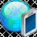 Business Finance World Icon