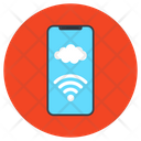 Mobile Internet Hotspot Mobile Network Icon